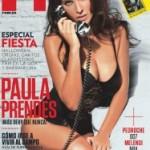 Revista FHM Espana Noviembre 2012 Paula Prendes