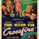 Crossfire (DVD5)(NTSC)(Ingles)(Thriller)(1947)