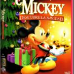 Mickey descubre la Navidad  [2012][ DVDR][Latino][Accion][Multihost]