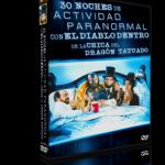 30 Nights of Paranormal Activity [2012][ DVDR][Latino][Accion][Multihost]
