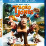 Tadeo Jones 2012 Full BD50gb 1080p 3D Multi Audios: Spa/Rus [ISO]