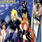 Slayers (DVD9)(NTSC)(Latino-Japones)(Anime)(1995)