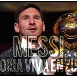 Messi, história viva en Zurich [MP4][360p][Castellano][2013]