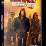 Mission Impossible 4  [2011][ DVDR][Latino][Accion][Multihost]