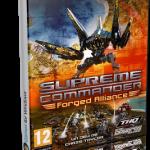 Supreme Commander: Forged Alliance  [2007][ PC][Espanol][Accion][Multihost]