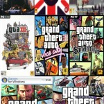 Grand Theft Auto – PACK[ PC][Multihost]