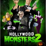 Hollywood Monsters 2 y Hollywood Monsters 1 Caps Propias  [2011][ PC][Espanol][Accion][Multihost]