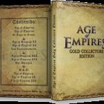 Age of Empires Gold Edicion[[1,2 Y 3]]  [2012][PC][Espanol][Accion][Multihost]
