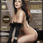 Galeria de fotos Lourdes Munguia Revista PlayBoy Mexico Julio 2013