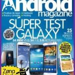Android Magazine Agosto de 2013 – Super test Galaxy – PDF