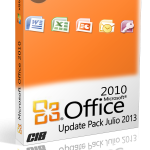 Microsoft Office 2010 Update Pack Julio [2013][Multi – Esp] [X32 – X64 Bits]