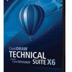 CorelDraw Technical Suite X6 v16.4 SP1 Software para la Comunicacion Tecnica