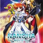 Magical Girl Lyrical Nanoha The Movie 2nd [DvdRip] [Subtitulada] [2012]