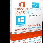 KMSpico v8.5 [Activador de Windows y Office][UL – CLZ]