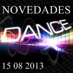 VA Novedades Dance 15 08 2013 [UL – CLZ]
