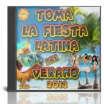 VA – Toma La Fiesta Latina del Verano 2013.(By RicharDj)(2CD)(2013)[VH]