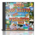 VA – Toma Los Exitos del Veranito 2013.(RicharDj)(2CD)(2013)[UL – CLZ – RG]