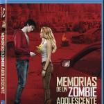 Memorias de un zombie adolescente [HDRip][Castellano][Romance][2013]
