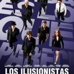 Los Ilusionistas (Now you see me) BrRip 2013 HD 1080p (Mega)