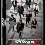 Now You See Me [2013][DVDCustom-HD][NTSC][Audio: Ingles][Subs: Español]
