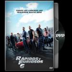 Rapidos y Furiosos 6 (2013) [DVDRip] [Español Latino] [Accion]