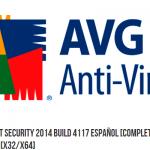 AVG Internet Security 2014 Build 4117 [Español][Completa proteccion][X32 X64]