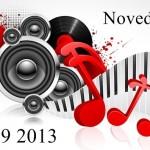 VA Novedades Musicales 10 09 2013