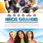Niños grandes (Grown Ups) (2010) DvdRip latino (MEGA) (ONLINE) | HD 720p