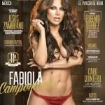 Galeria de Fotos Fabiola Campomanes Playboy México Octubre 2013