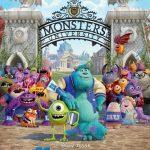 Monstruos University: Monster inc 2013 BrRip 1080p HD (Mega)