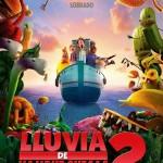Lluvia de Hamburguesas 2 (2013) DvdRip Latino