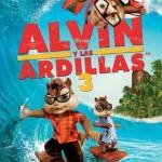 Alvin y las ardillas 3 [2011] [DvdRip] [Castellano]