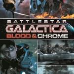 Battlestar Galactica Blood and Chrome (2012) DvdRip Latino