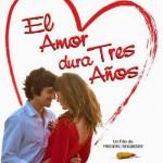 Descargar El Amor Dura 3 Años (2011) DvdRip Latino