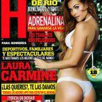 Galeria de fotos Laura Carmine Revista H Para Hombres Mayo 2014