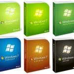 Windows 7 – Todas las Versiones Final y Full