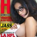 Fotos Jass Reyes Revista H Octubre 2014 (HD)