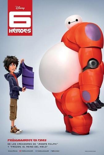 Descargar Big Hero 6 (2014) Español latino-castellano-ingles (Online) (Mega)