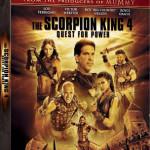 Descargar El Rey Escorpión 4: La Llave del Poder (2015) BDRip (Mega)
