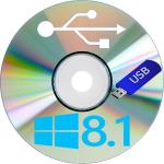 Descargar Windows 8.1 para memorias USB (Español) (Mega)
