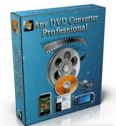 Descargar Any DVD Converter Professional 5.7.8 (Portable) Español (Mega)