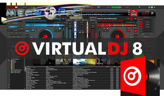 Atomix virtual Dj Pro v8.0.0 + plug-ing (Español) (Mega)