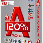 Alcohol 120% +Retail (Español) (Mega)