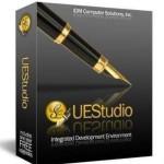 Descargar UEStudio 15.1 +Keygen (Editor de textos versátil) (Mega)
