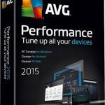 AVG PC TuneUp 2015 (Máximo rendimiento para tu ordenador) (Multi) (Mega)