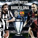Ver Juventus vs Barcelona 2015 Juego En Vivo Final Champions