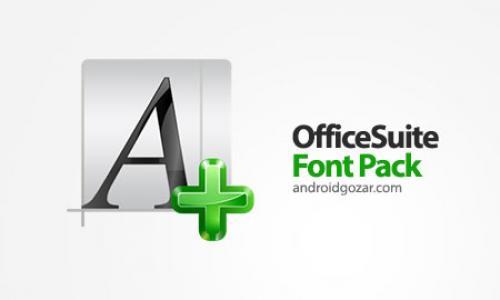 OfficeSuite Font Pack v1.1.5 Apk (Mega)