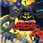Batman Ilimitado: Instinto Animal 2015 DvdRip Latino (Mega)