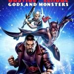 Descargar Justice League: Gods and Monsters 2015 Español Latino (Mega)
