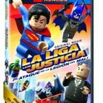 Descargar Lego: El ataque de La Legion del Mal 2015 DvdRip Latino (Mega)